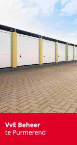 Utrechtse VVE Beheer Purmerend garageboxen