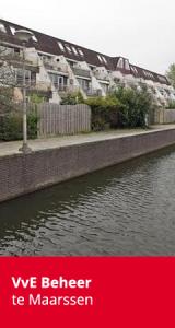 Utrechtse VVE Beheer woningen in Maarssen